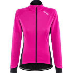 Löffler Trentino Windstopper Softshell Bike Jacke Damen berry